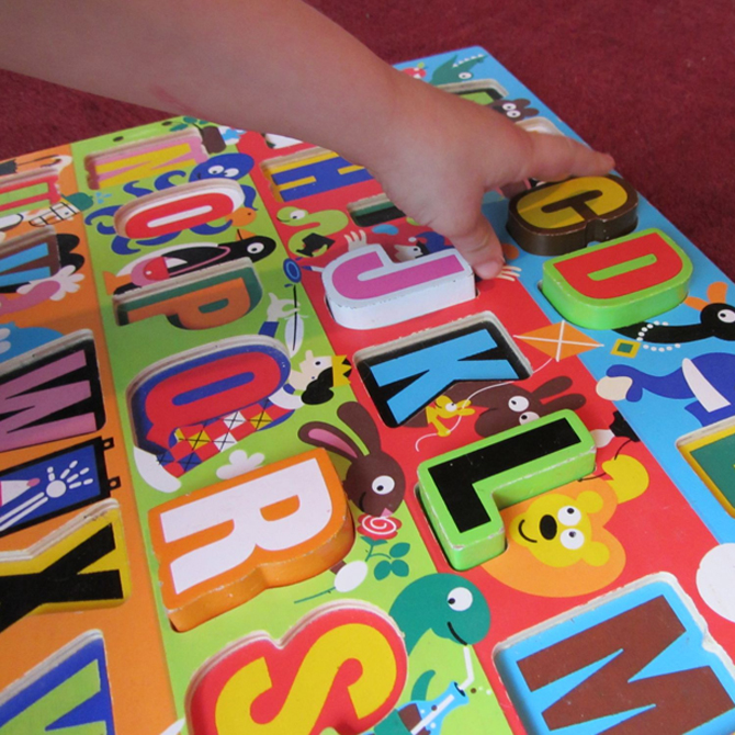 TeachMama Talks: Love the Letters of the Alphabet