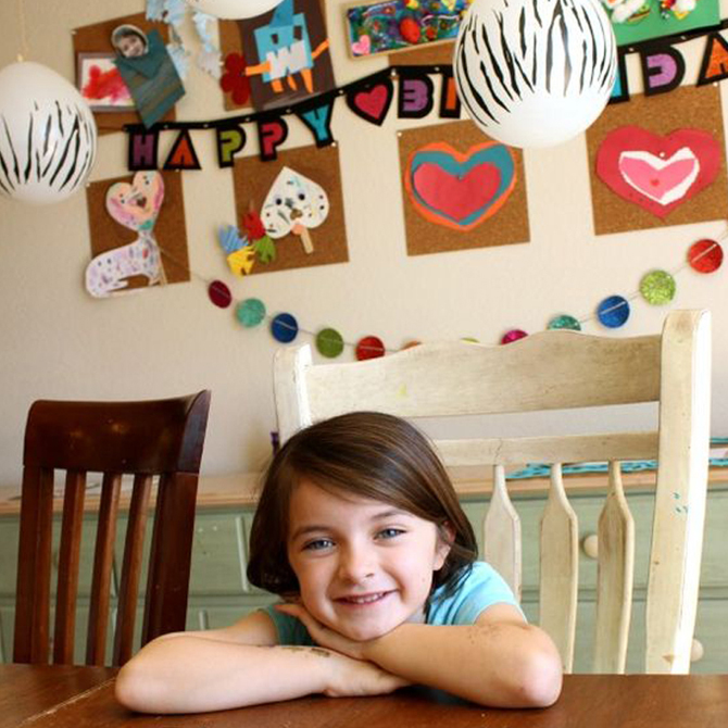 Stacy Shares: Planning a One of a Kind Birthday Party