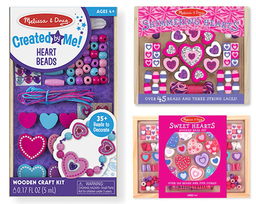 Free Valentine's Day Printable Mini Notes for Kids *Get free printable mini-notes with a mini-envelope for Valentine's Day, on the Melissa & Doug Blog.
