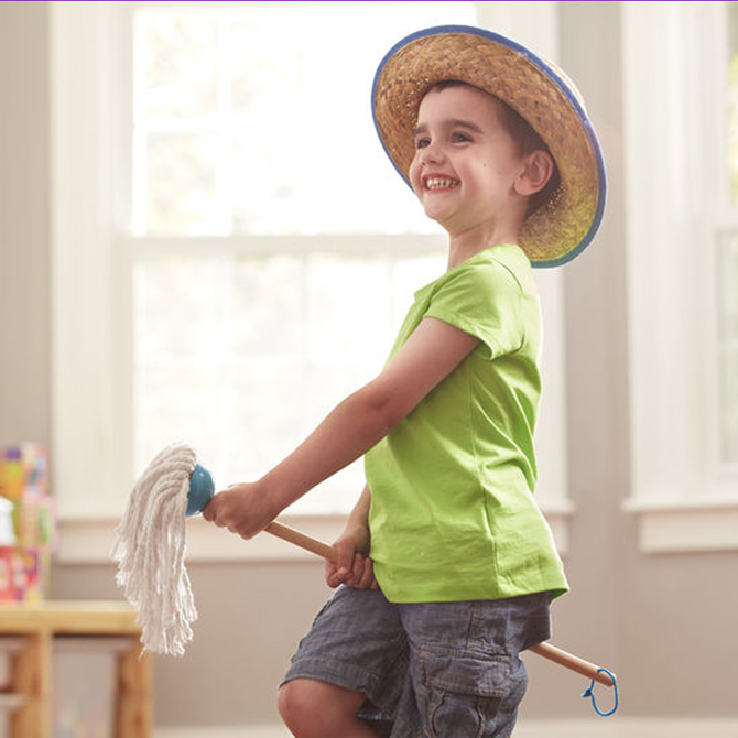Free Printable Checklist of Kid-Friendly SPRING CLEANING Tasks
