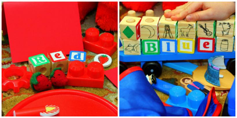 early literacy alphabet blocks