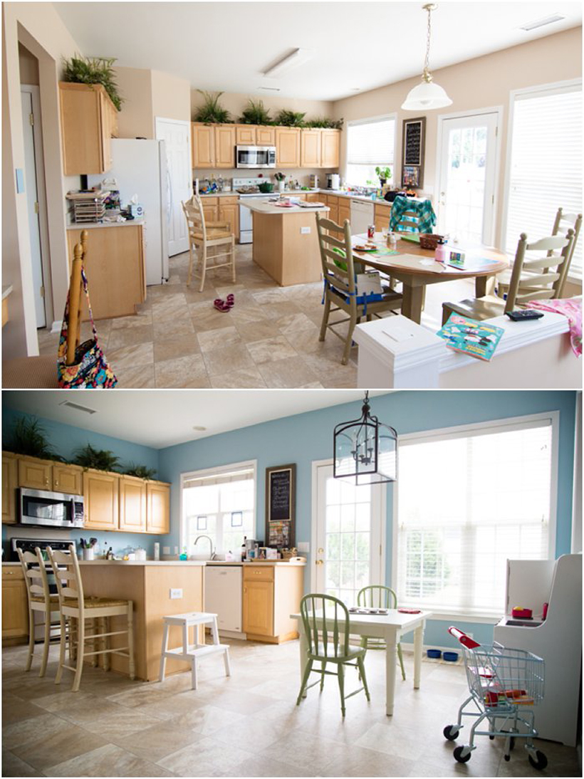 Ogranizing Play Spaces Kitchen