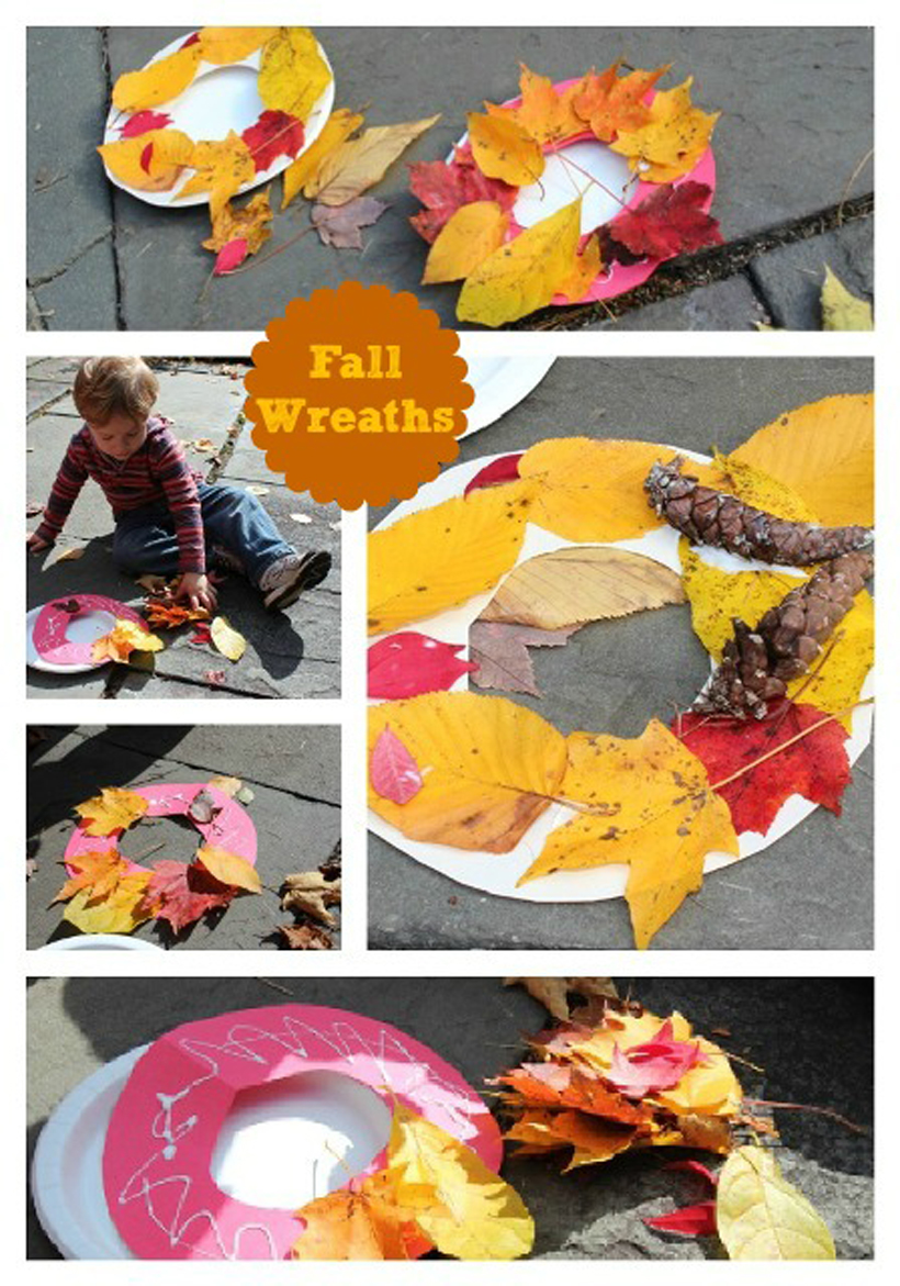 5 fun fall activities to embrace before winter fall wreaths