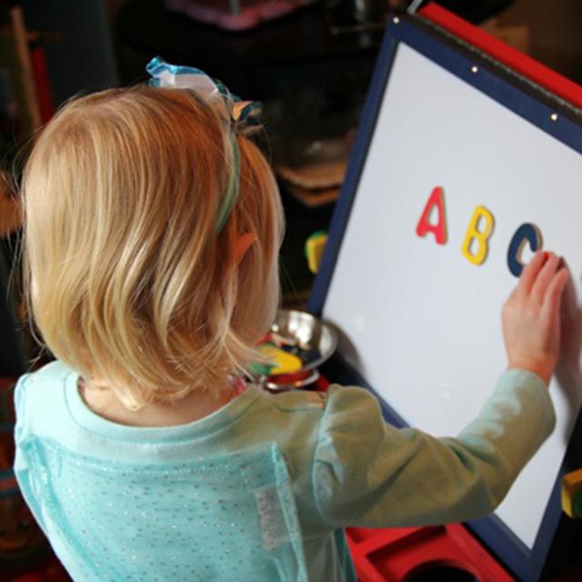 Alphabet Soup: Fun Letter Games & A Recipe