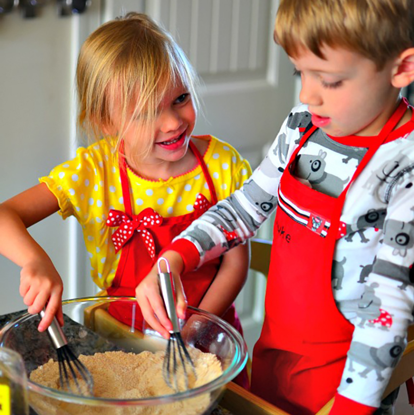 Baking with Kids: 3 Themed Learning Activities