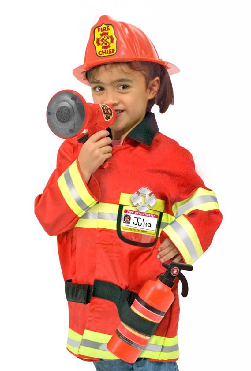 firefighter role play