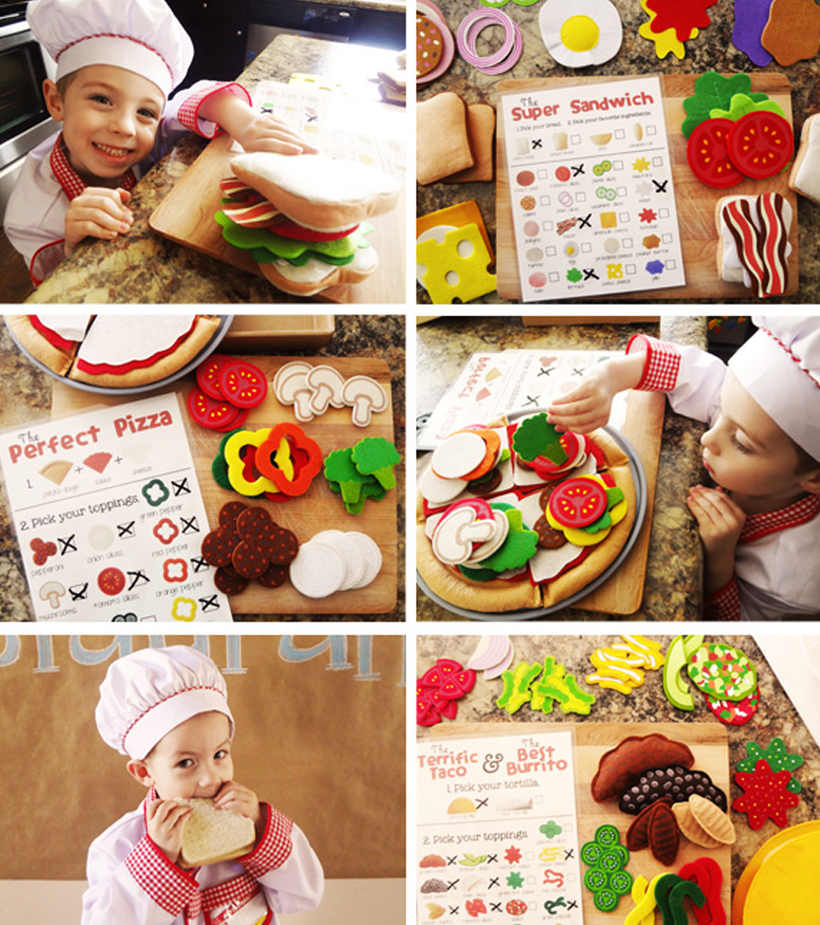 encourage healthy eating restaurant pretend play
