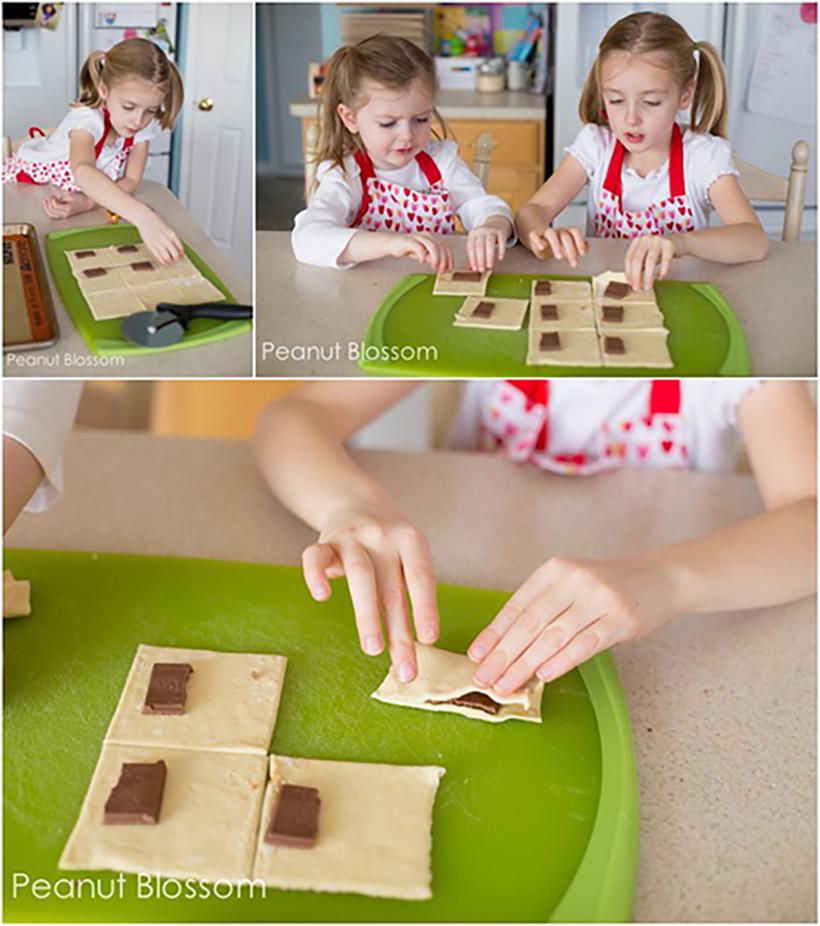 baking collage