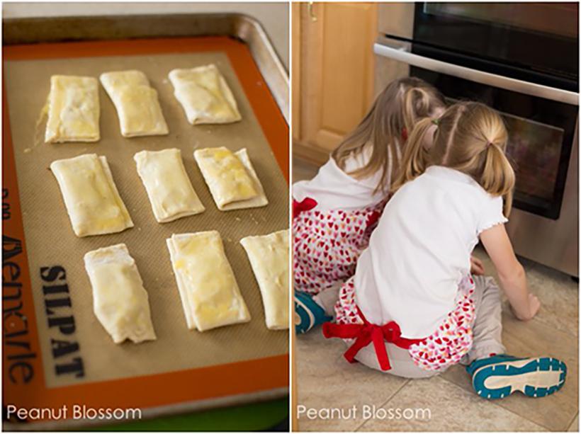 gilrs baking treats