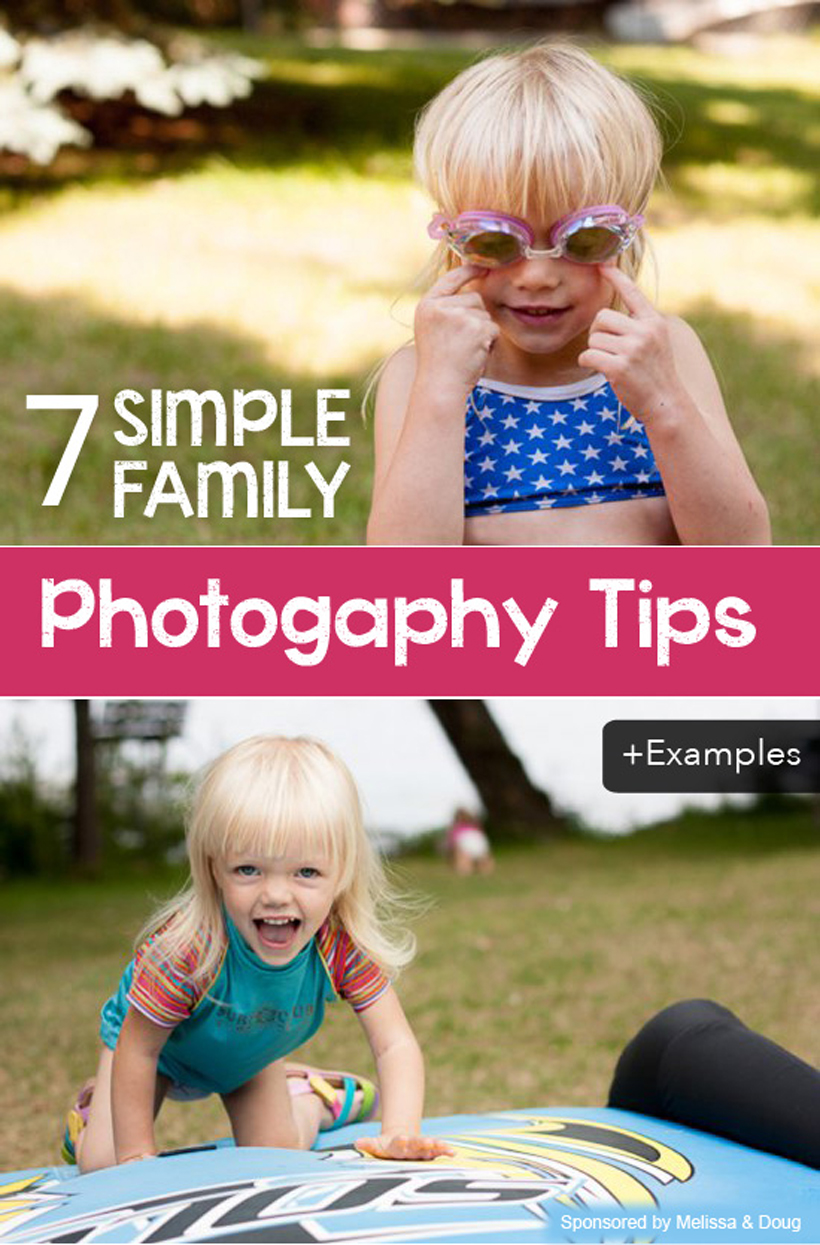how to capture family photos that will melt your heart