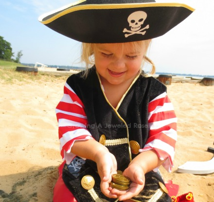 Pretend Play for Talk Like a Pirate Day!
