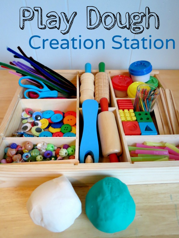 Plahy Dough Creation Station Play Prompts