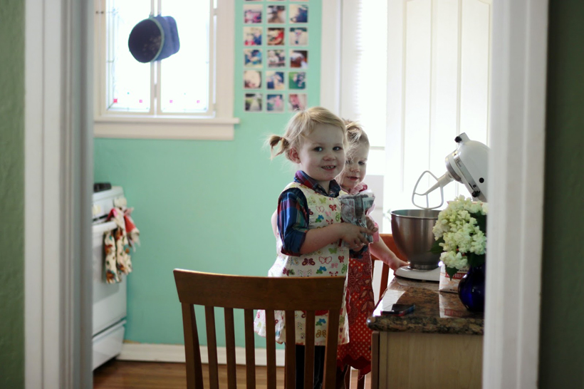 Quick Tips Letting Your Kids Help in the Kitchen