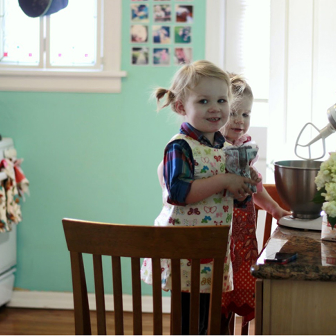 Quick Tips: Letting Your Kids Help in the Kitchen