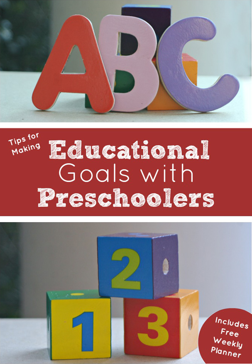 Setting Educational Goals for Your Child