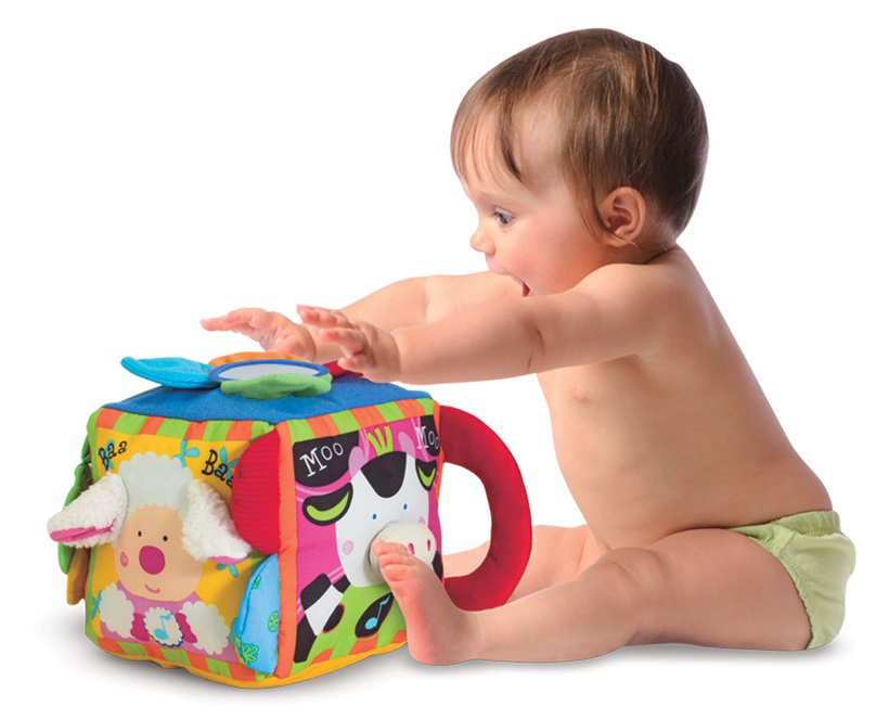 Top Toy Picks For Baby's First Christmas