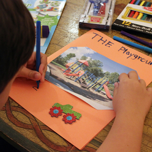Transition Time: From Summer Days to the New School Year