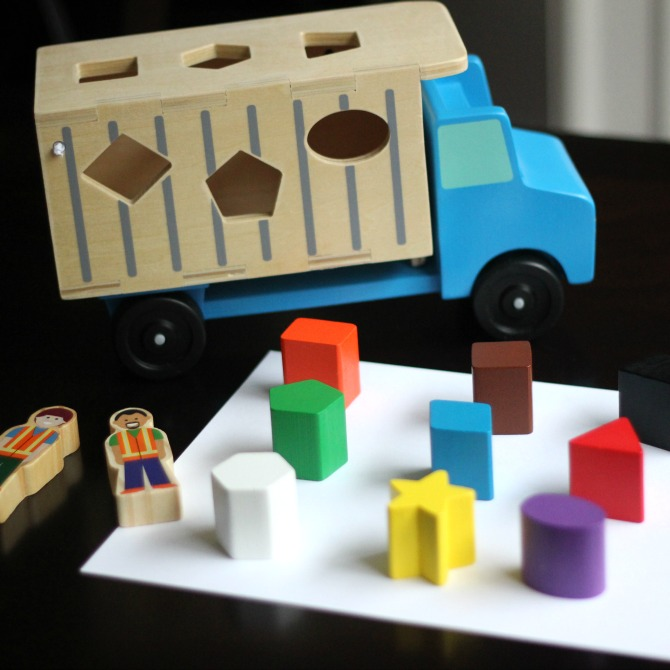 4 Easy Construction Activities for Kids