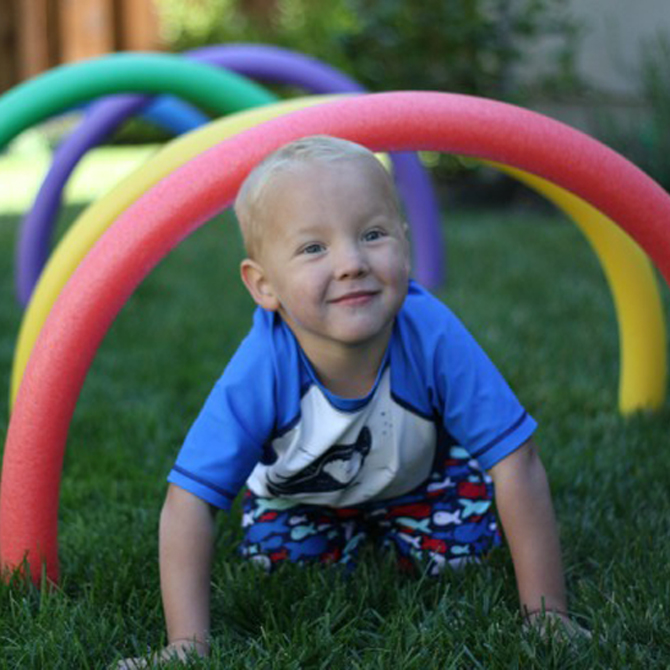 4 Awesome Backyard Olympics Ideas for Kids