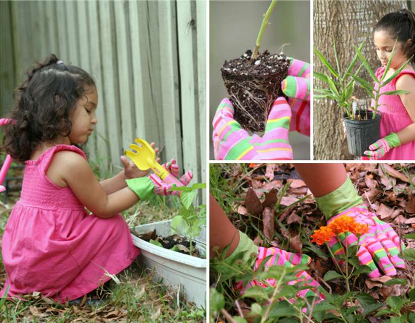 Fun and Educational Tips for Gardening with Kids