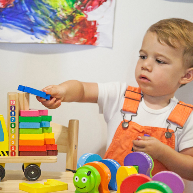 Preparing Your Toddler for the Learning Adventures of School