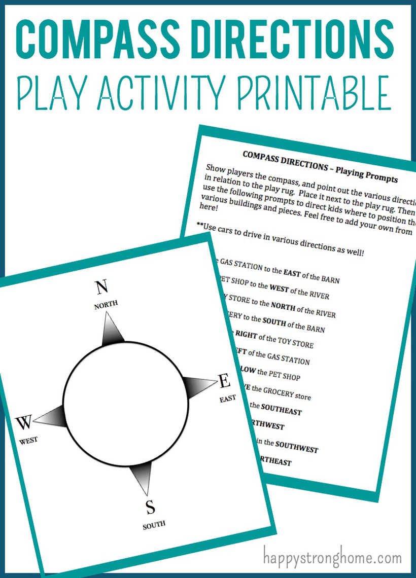 Exploring Compass Directions through Play