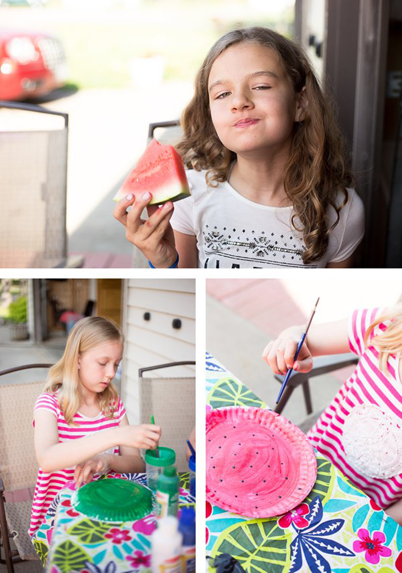 Patriotic Craft for Kids: Super-Simple American Flag Wind Spinners