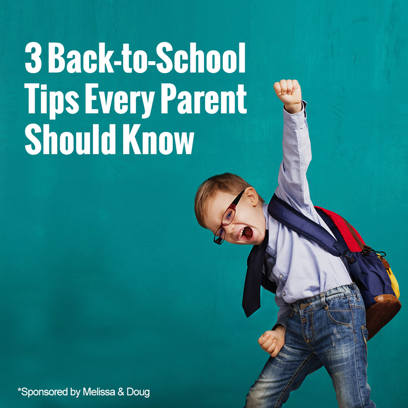 3 Back-to-School Tips Every Parent Should Know + FREE Morning Checklist Printable *Check out these 3 back-to-school tips to help teach independence, but still ensure your school routine is smooth, plus Denis Waitley word art.