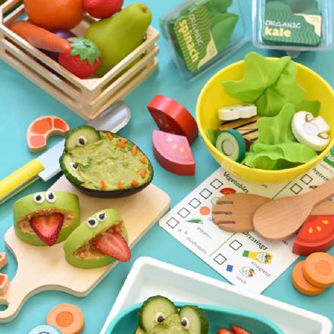 4 easy tips to make healthy eating fun for kids!
