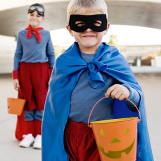 4 Fun Halloween Games for Kids