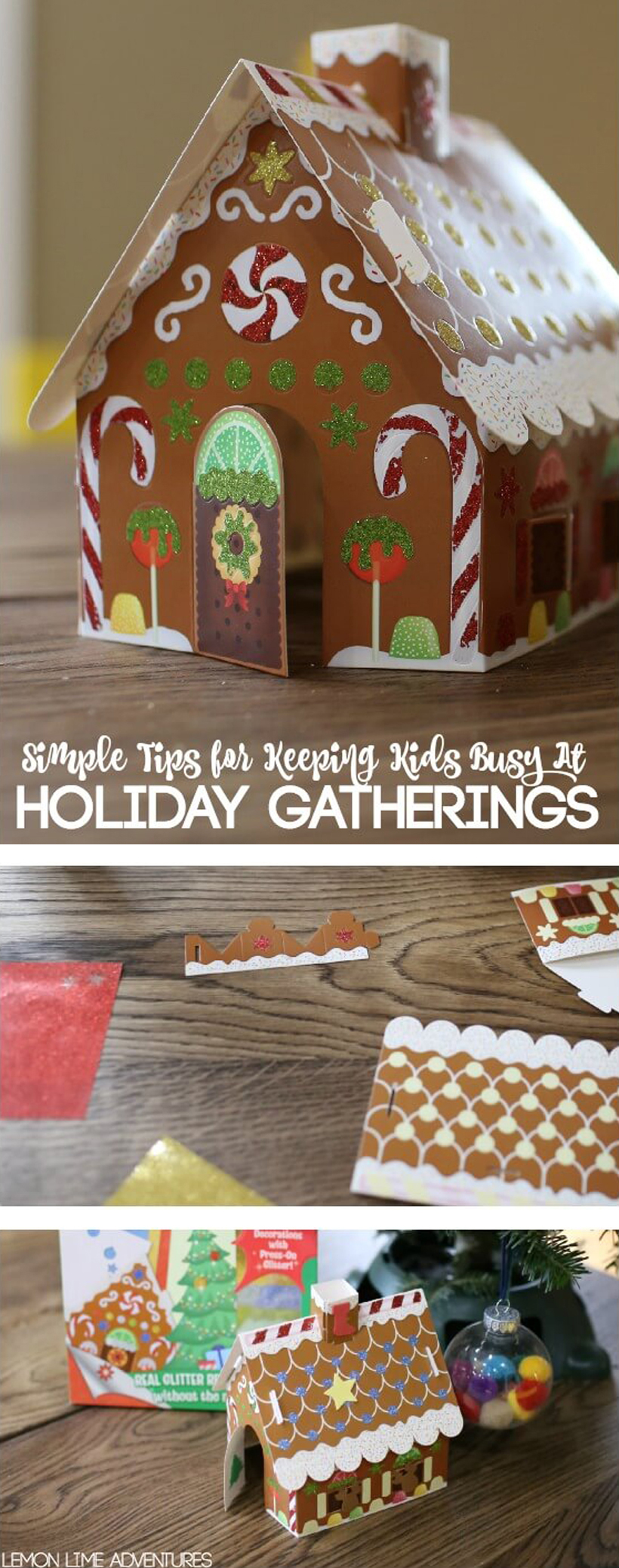 Simple Tips for Keeping Kids Busy at Family Gatherings *Read about a few simple tips for keeping kids busy during family gatherings this fall and holiday season, on the Melissa & Doug Blog.