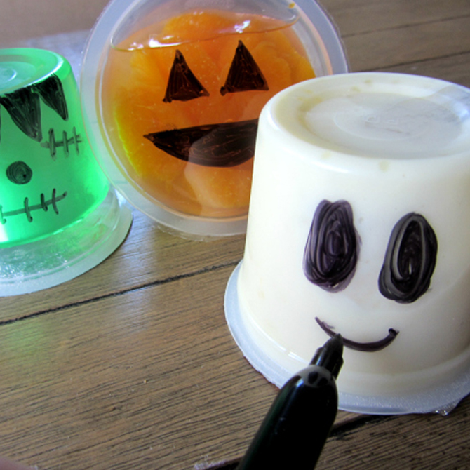 So Easy It's Spooky! Halloween Treats For Kids