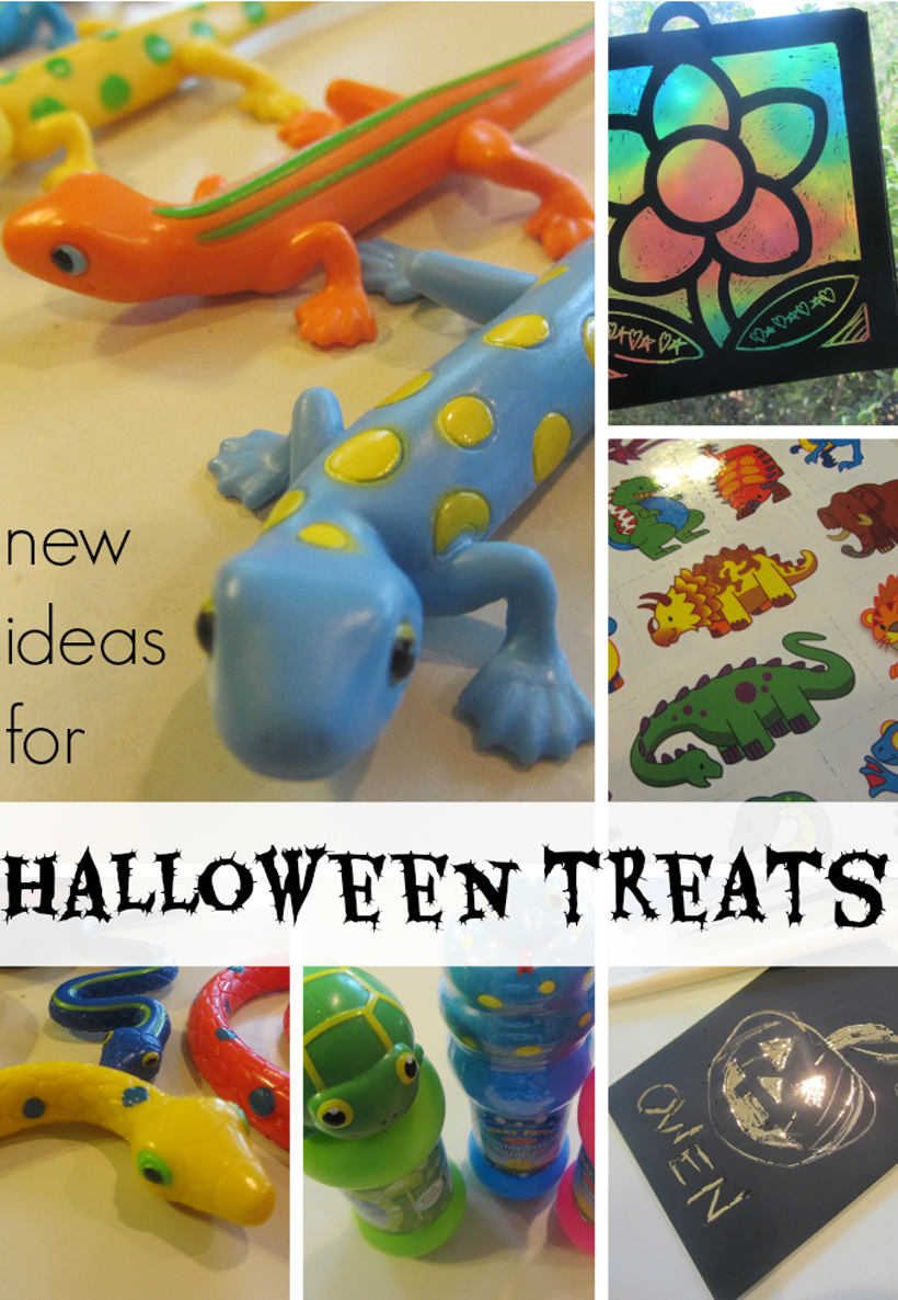 Playful Halloween Treats for Kids *Find spooky non-sugary Halloween treats for kids on the Melissa & Doug Blog.