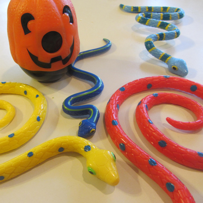 Playful Halloween Treats for Kids!
