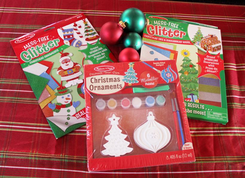 Learn about engaging, hands-on activities for kids to enjoy during the holiday excitement, on the Melissa & Doug Blog.