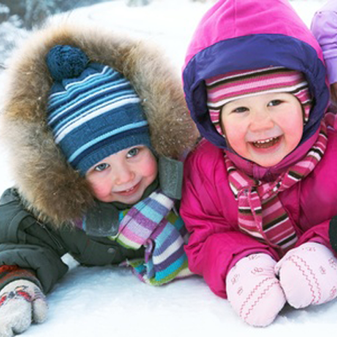 It's SNOW time! 5 Snow-Inspired Activities for Indoors & Out!
