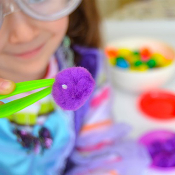 """Val's Crafty Corner — Dr. Seuss """"Speck"""" Discovery Lab"""