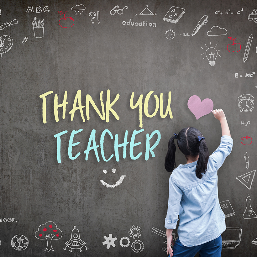 3 Free Activity Printables to Celebrate National Teacher's Day