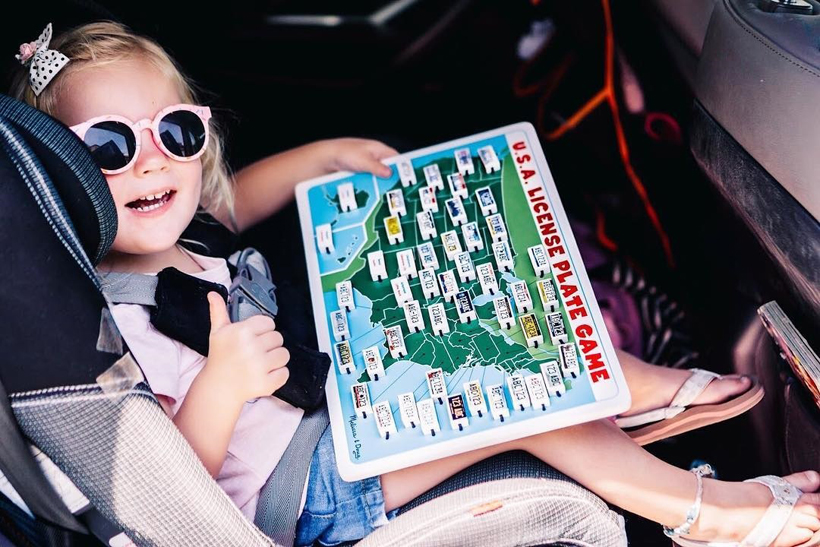 Be Road Trip Ready with This List of 40 Ideas for Backseat Fun *Beat backseat boredom with these fun games and activities for road trips and long car rides. Includes 40 ideas for screen-free things to do with kids in the car!