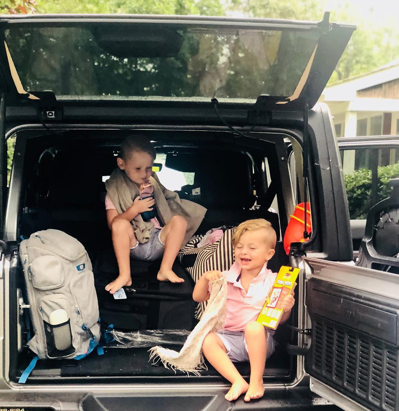 Why Your Next Road Trip With Kids Should Be A Screen-Free One *Our very own Melissa shares three tips for bringing wonder to your next family road trip, on the Melissa & Doug Blog!