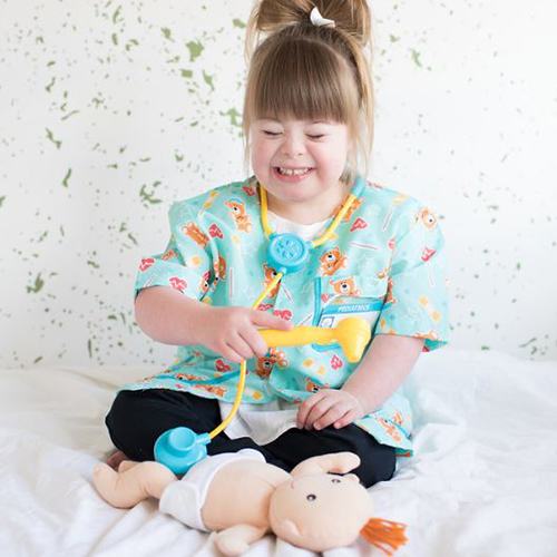 5 Tips on Parenting a Child with Down Syndrome