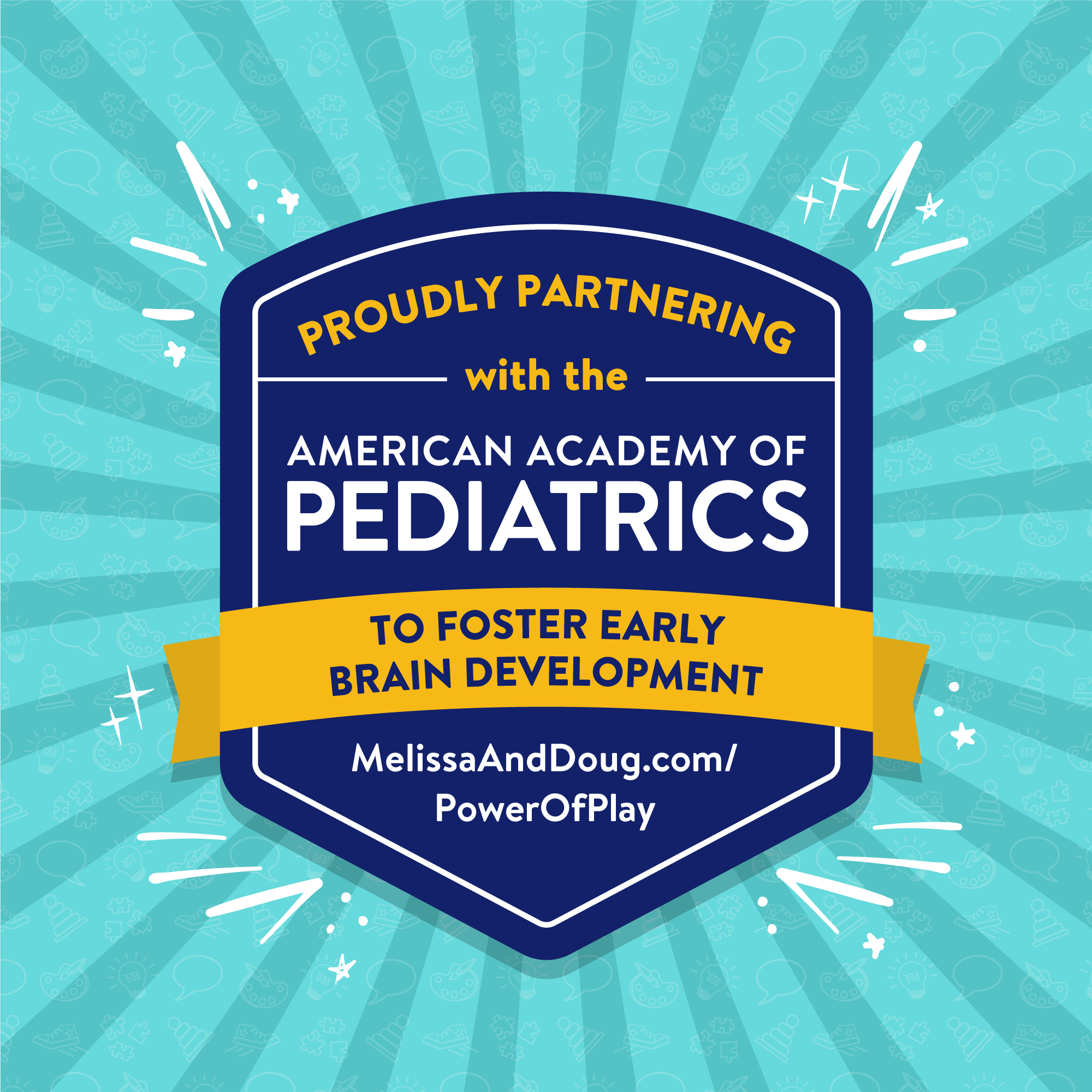 The Power of Play: Why We Are Partnering with Pediatricians to Start a Revolution