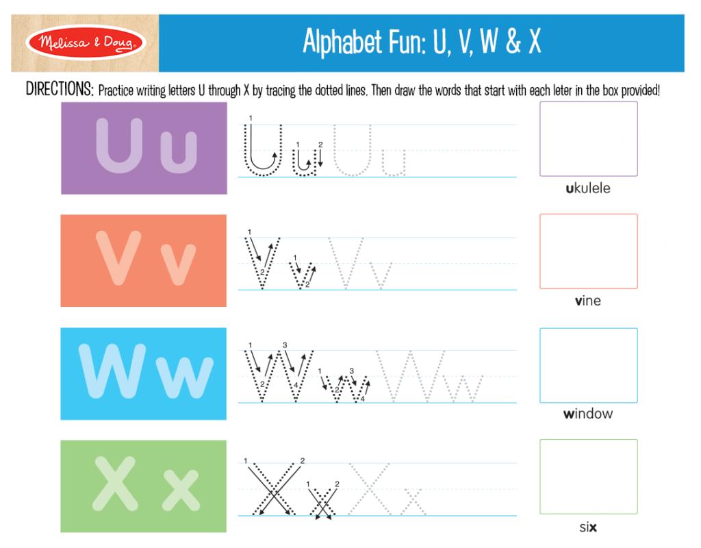 Printable_AlphabetFun-UVWX
