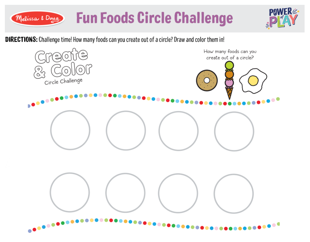 Printable_Games_FunFoodCircleChallenge