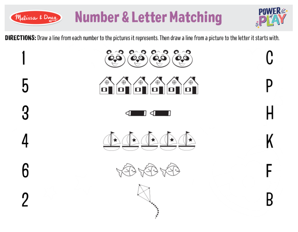 Printable_Games_NumberLetterMatching