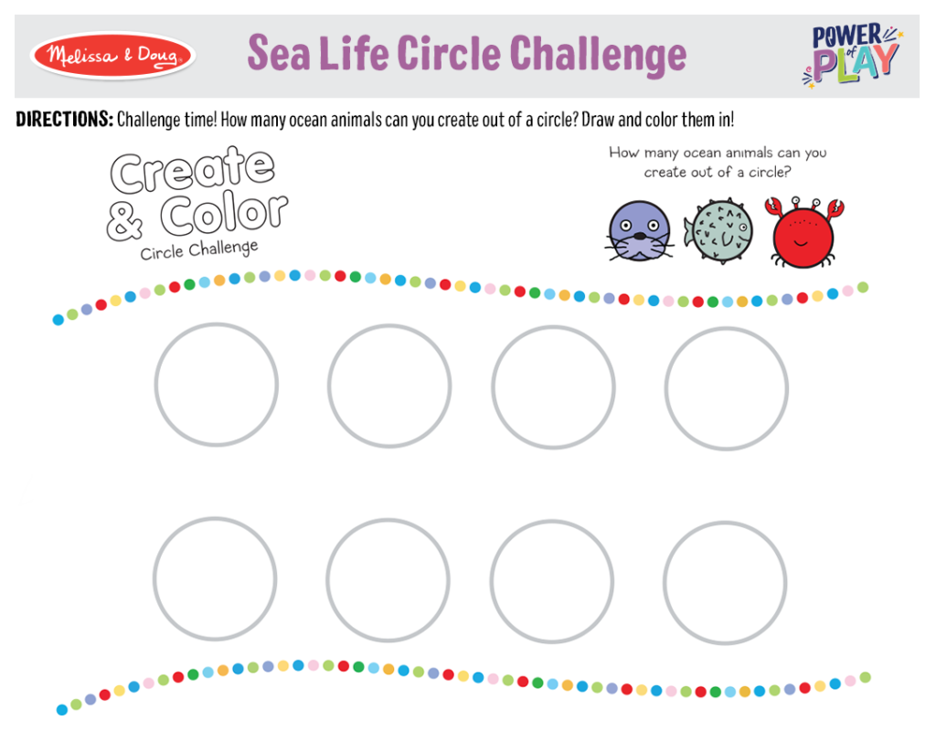 Printable_Games_SeaLifeCircleChallenge