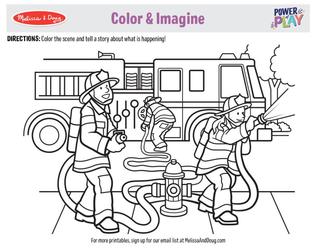 Printable_Coloring-Occupations_3