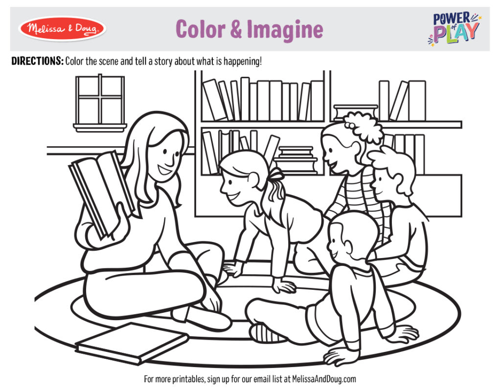 Printable_Coloring-Occupations_6