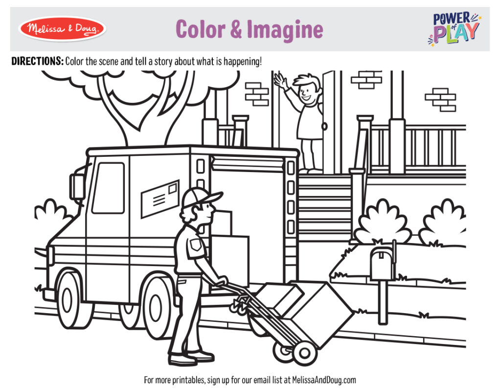 Printable_Coloring-Occupations_7