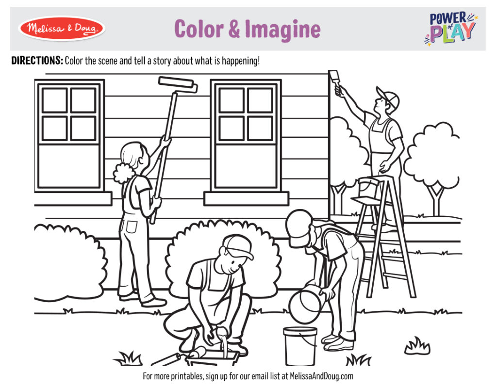 Printable_Coloring-Occupations_8